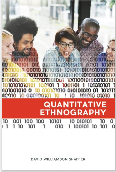 Quantitative Ethnography, published in 2017, took a decade to develop.